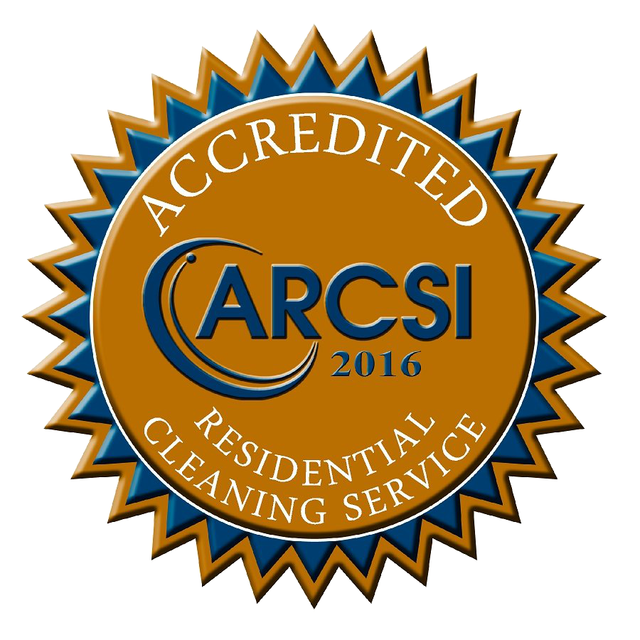 Association of Residential Cleaning Services International (ARCSI) Seal of Excellence