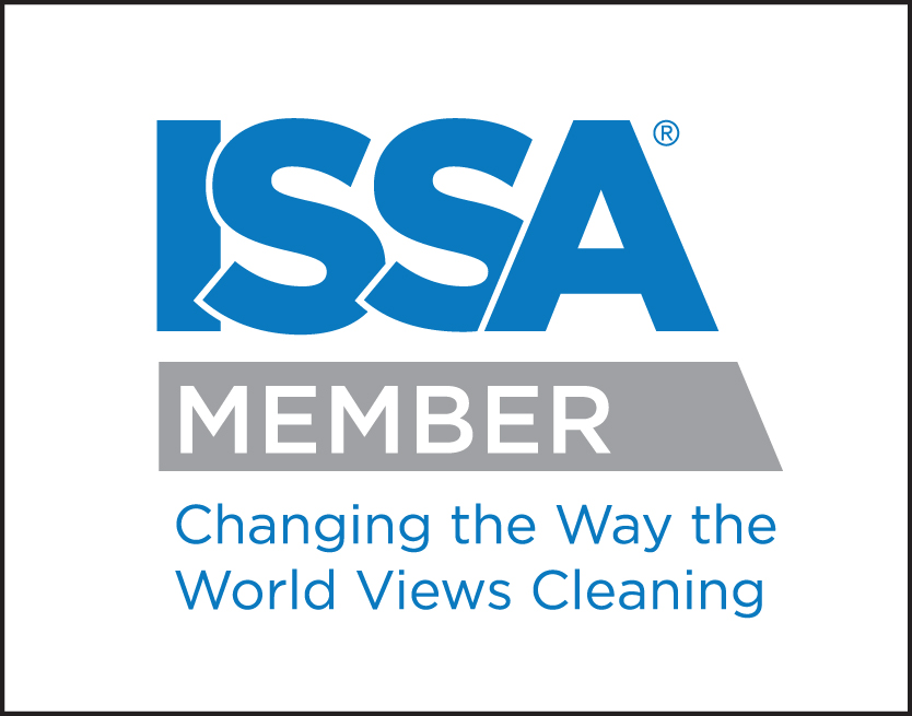 ISSA - The Worldwide Cleaning Industry Association Member Logo